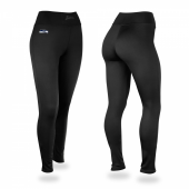 Seattle Seahawks Black Leggings