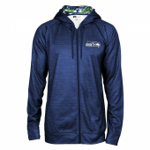 Seattle Seahawks Full Zipper Hoodie
