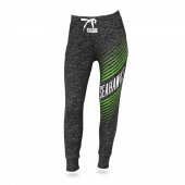 Womens Seattle Seahawks Heather Gray Jogger