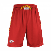 Kansas City Chiefs Athletic Team Shorts