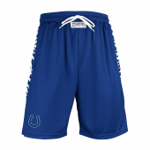 Indianapolis Colts Athletic Team Shorts