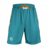 Miami Dolphins Athletic Team Shorts