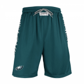 Philadelphia Eagles Athletic Team Shorts