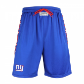 New York Giants Athletic Team Shorts