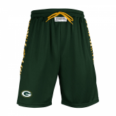 Green Bay Packers Athletic Team Shorts