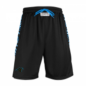 Carolina Panthers Athletic Team Shorts