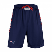 New England Patriots Athletic Team Shorts
