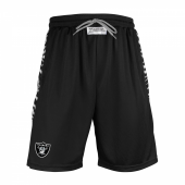 Oakland Raiders Athletic Team Shorts