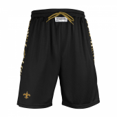 New Orleans Saints Athletic Team Shorts