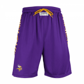Minnesota Vikings Athletic Team Shorts