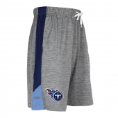 Tennessee Titans Gray Short With Stripe