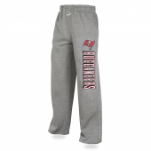Mens Tampa Bay Buccaneers Heather Gray Sweatpant