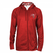 Tampa Bay Buccaneers Full Zipper Hoodie
