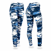 Tennessee Titans Camo Leggings