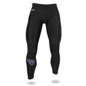Mens Tennessee Titans Black Legging