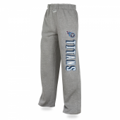 Mens Tennessee Titans Heather Gray Sweatpant