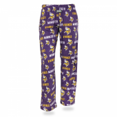 Womens Minnesota Vikings Comfy Pant