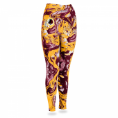 Washington Redskins Swirl Legging