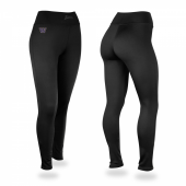 Washington Huskies Black Leggings