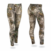 West Virginia Mountaineers RealTree Xtra Legging