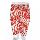 Red Zebra Short