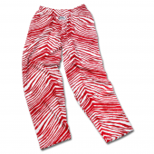 Youth Red Zebra Pant