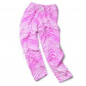 Youth Pink Zebra Pant
