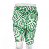 Kelly Green Zebra Short
