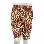 PurpleGold Zebra Short