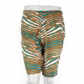 AquaOrange Zebra Short