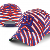 New York Giants New Era 9FORTY Snapback Cap