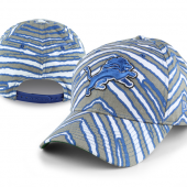 Detroit Lions New Era E 9FORTY Snapback Cap