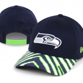 Seattle Seahawks 9FORTY Snapback  of 3 Cap