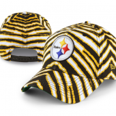 Pittsburgh Steelers New Era 9FORTY Snapback Cap