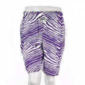 Purple Zebra Short