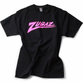 Black and Pink Zubaz TShirt