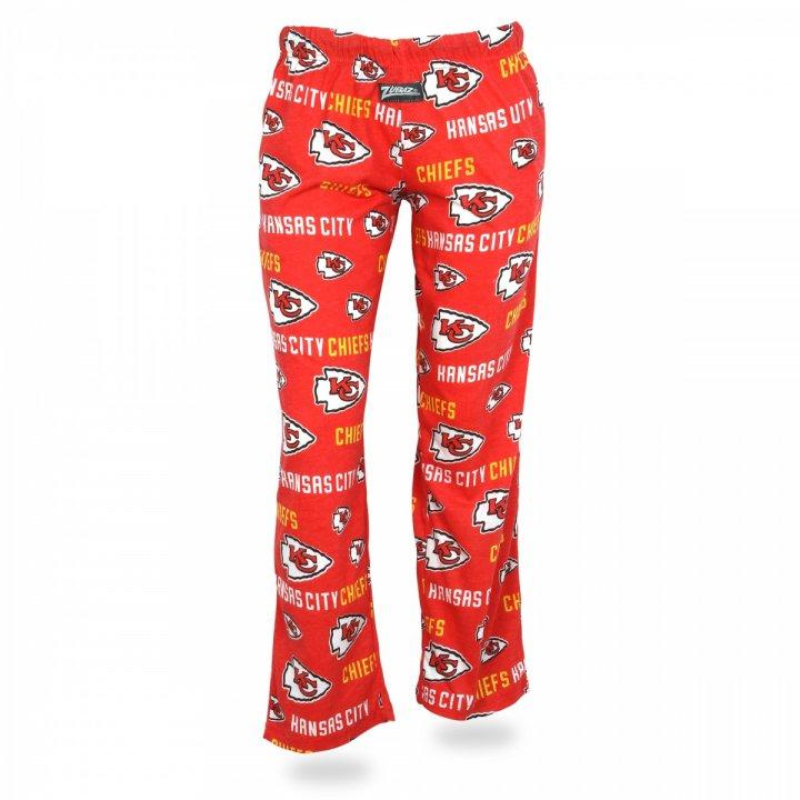 107ce469 Women's Kansas City Chiefs Comfy Pant | Red/Gold | Zubaz Store