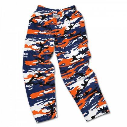 Denver Broncos Screen Print Logo Camo Pants  6eb8e6d30600