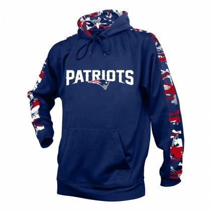 New England Patriots Camo Hoodie  99f21a6ed