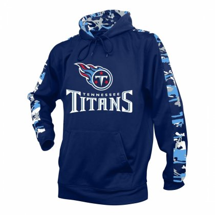 Top Tennessee Titans Camo Hoodie | Navy BlueLight Blue | Zubaz Store  for sale